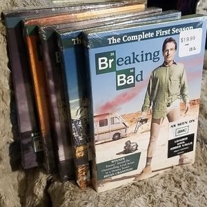 Other - Breaking Bad Full Series Unopened